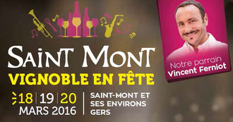 camping gers arros - saint mont vignoble en fete 2016