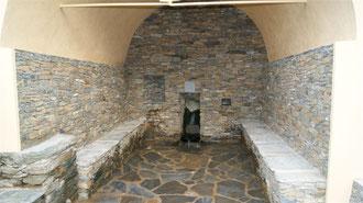 La fontaine d'Olmeta