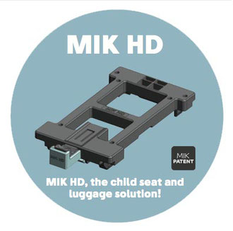 MIK Heavy Duty (HD) - eine besonders starke und sichere Variante des MIK Systems