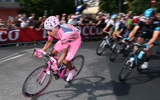 Nairo Quintana siegt beim Giro; © Canyon Bicycles