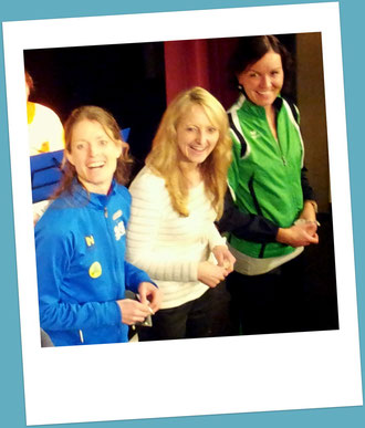Andrea Mayr, Berna Schuster, Miriam Brandner