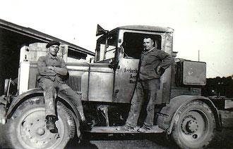 1940 Henschel Zugmaschine