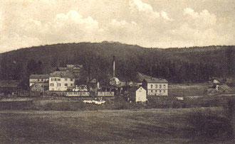 Postkartenansicht 1913