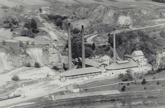 Luftbild abt. Hubaleck  ca 1930