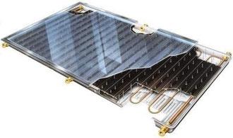 Captador solar SNS T400