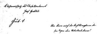 Karin Schröder/™Gigabuch Forschung/Originalhandschrift der Transkription Heft 21