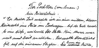 Karin Schröder/™Gigabuch Forschung/Originalhandschrift der Transkription Heft 3