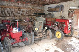 Le musée des vieilles mécaniques