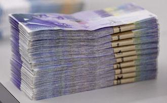 Ein Prozent mehr oder weniger Zins machen bei älteren Angestellen gut und gerne mehrere Tausend Franken aus.