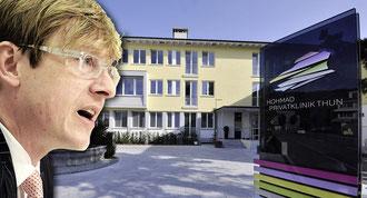 Preisüberwacher Stefan Meierhans