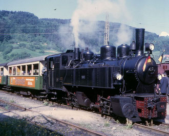 Bahnstrecke Zell - Todtnau bis 1967