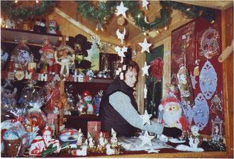 Weihnachtsmarkt Suhl 2011