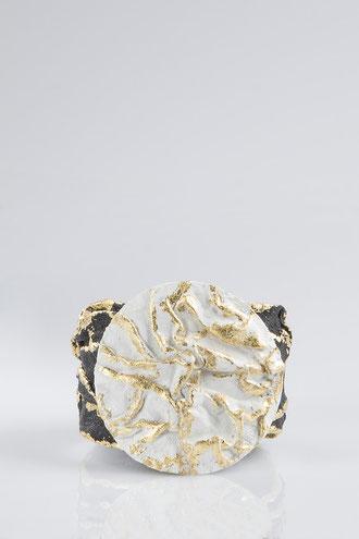 LUNE.BR.0031-Nero/Bianco/Oro