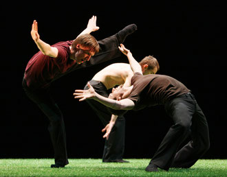 The Green, Dancers: Rein Putkamer, Ryan Lawrence, Brandon O'Dell, 2006.