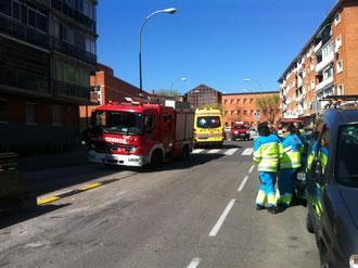 Imagen 112 Madrid