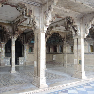 Bundi Rajasthan Indien