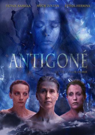 "Filmplakat  ""Antigoné"" © Klaus Rózsa"