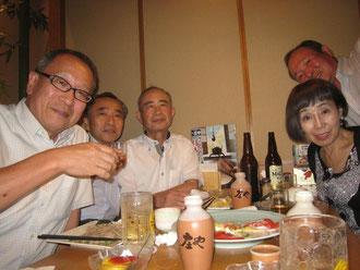 20120803南柏の「日本海」にて