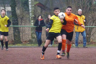 C1 bei Ballfreunde Bergeborbeck, Hauptsache gewonnen (Foto: mal).