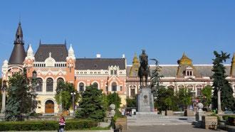 Wunderschöne Altstadt von Oaradea