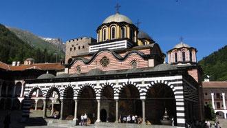 Das Kloster von Rila