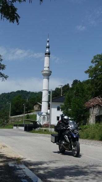 In der Altstadt von Mostar