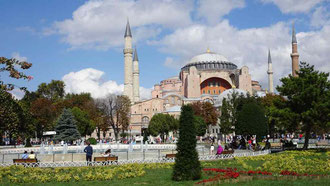 Die legändere Hagia Sophia
