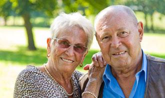 Träger Darm und Verstopfung bei älteren Menschen