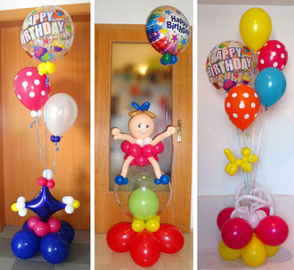 Geburtstags Ballons