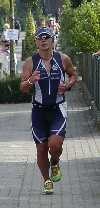 Matthias Drews wurde Erster in seiner Altersklasse