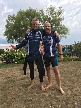Ralf Meyer und Frank Diekmann