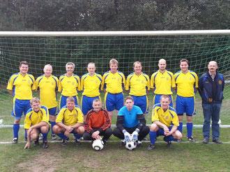 Alt-Herren-Mannschaft 2013/14