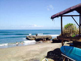 Canggu Beach - Batu Bolong (Photo by: Gabriele Ferrando)