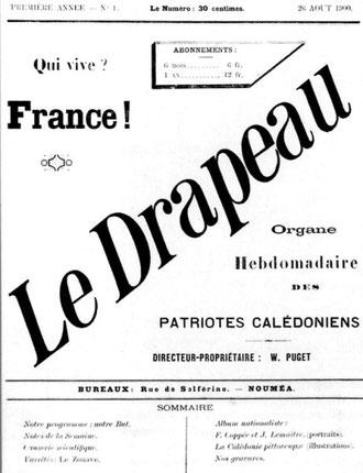 Le Drapeau (N° du 26 août 1900)