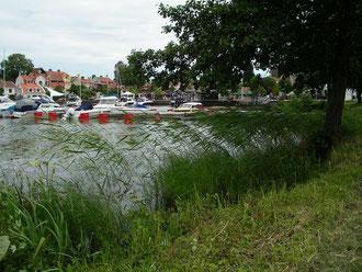 Hafen von Strängnäs