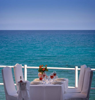 """Meltemi"" Beach-Restaurant"