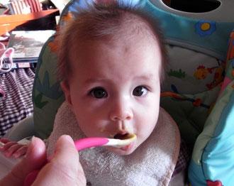 あげればあげるだけ食べていてくれた輝かしき離乳食時代。