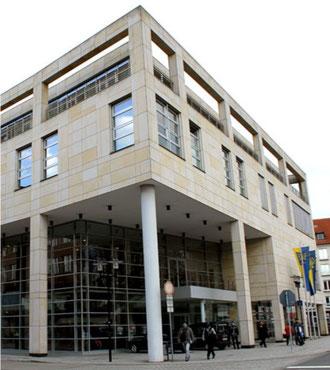Die Beratungsstelle im neuen Rathaus