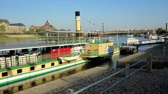 Raddampferflotte