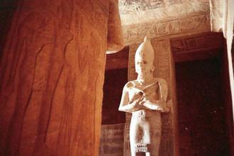 die Bewacher des Säulen-Tempels