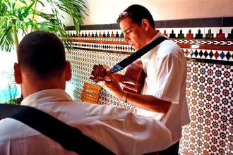 kubanische Musik überall
