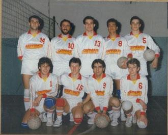 1985/86 CEPPIRATTI NOVARA - 2^ Divisione