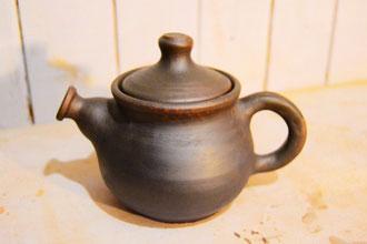 Глиняный чайник Кнор