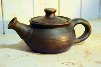 глиняная посуда чайник чая
