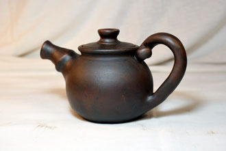 Глиняный чайник купить