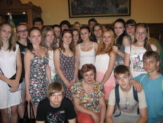 В музее маршала Жукова в Москве