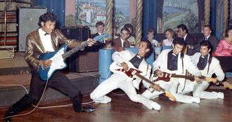 Palais de Danse, Scheveningen  1965 - photo: Sam Patty