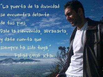 Reiki en Colombia con Fahad