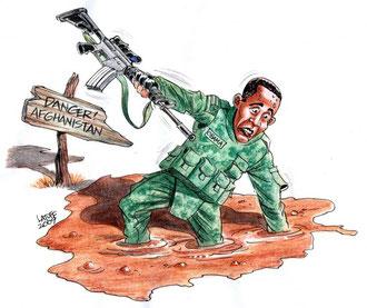 آسیب شناسی بحران افغانستان و راهیافتها. عزیز آریانفر- حقیقت عتیق الله شاهد