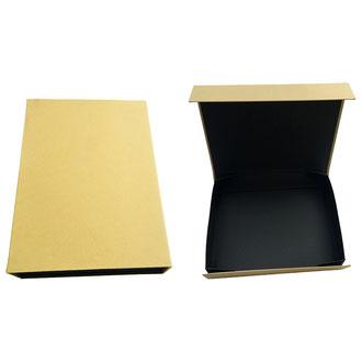 Schal Verpackung mit Magnetverschluss